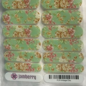 Jamberry Nail Wraps-Vintage Chic
